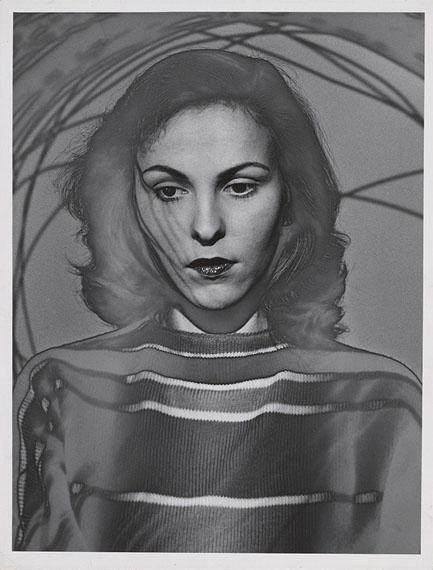 Otto SteinertJunge Schauspielerin195130 x 23 cmVintage