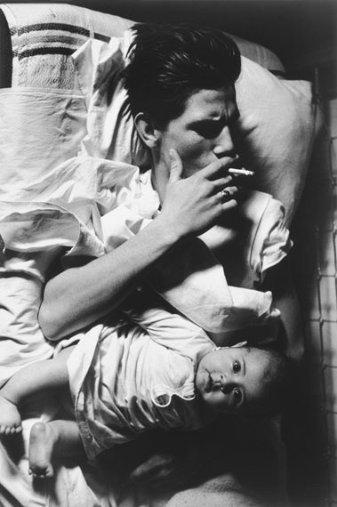 untitled 2 from the series tulsa 1963 © Larry Clark Courtesy Luhring Augustine, New York