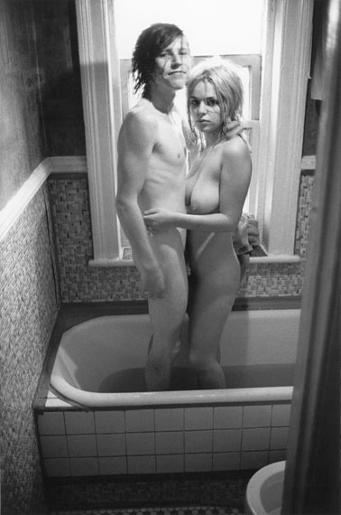 new york city 1968 speedy and barb 1968 © Larry Clark Courtesy Luhring Augustine, New York