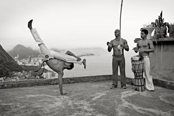 © OLAF HEINE, CAPOEIRA, VIDIGAL, RIO DE JANEIRO, 2012