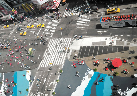 Times Square, NY 2010