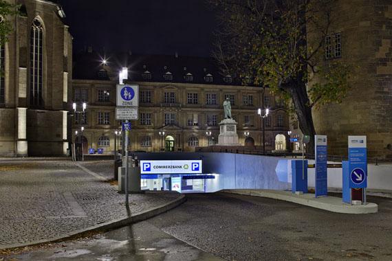 Jürgen Pollak: Schillerplatz