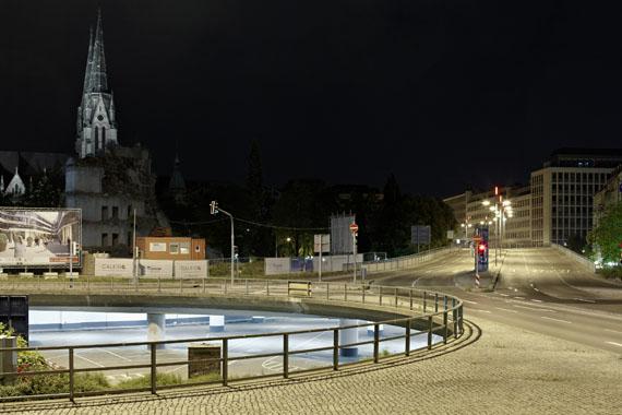 Jürgen Pollak: Paulinenbrücke/B27a