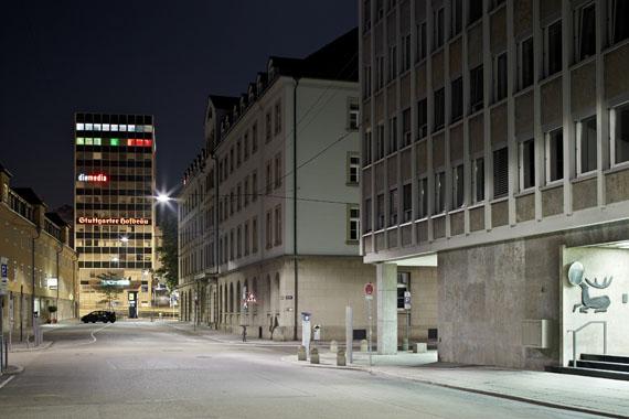 Jürgen Pollak: Dorotheen-/Karlstraße