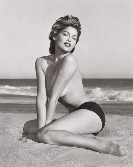 © HERB RITTS: LAETITIA CASTA 2