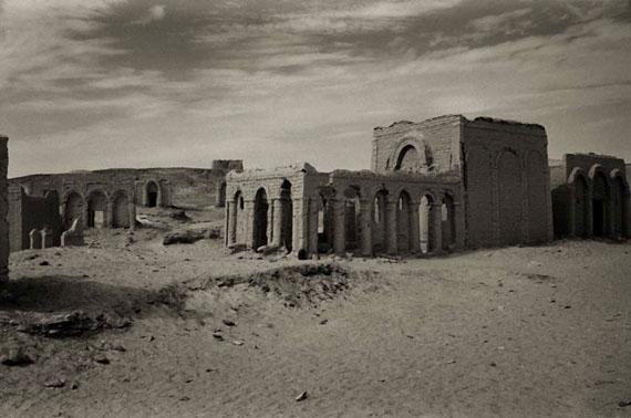 LoÏc Bréard: Ägypten #24, El Kharga, 2000
