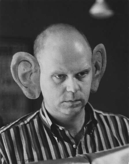 Ken Heyman: Claes Oldenburg, NYC, 1964