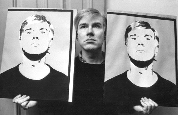 Ken Heyman: Andy Warhol, NYC, 1964