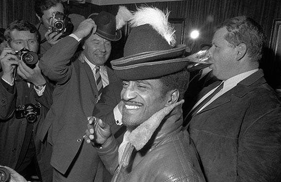 Dimitri Soulas: Sammy Davis Junior