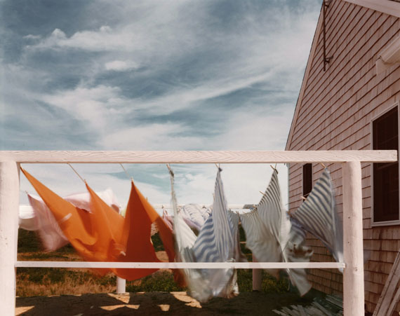 Provincetown, 1977 © Joel Meyerowitz, courtesy Howard Greenberg Gallery / Galerie Springer Berlin