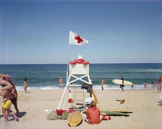 Ballston Beach, Truro, Cape Cod, 1976 © Joel Meyerowitz