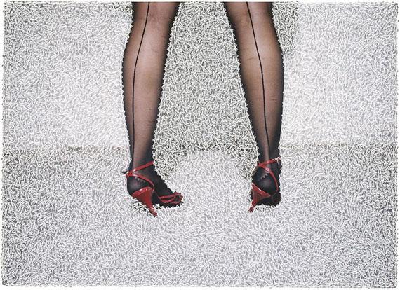 Red Shoes, 2014 © Sissi Farassat