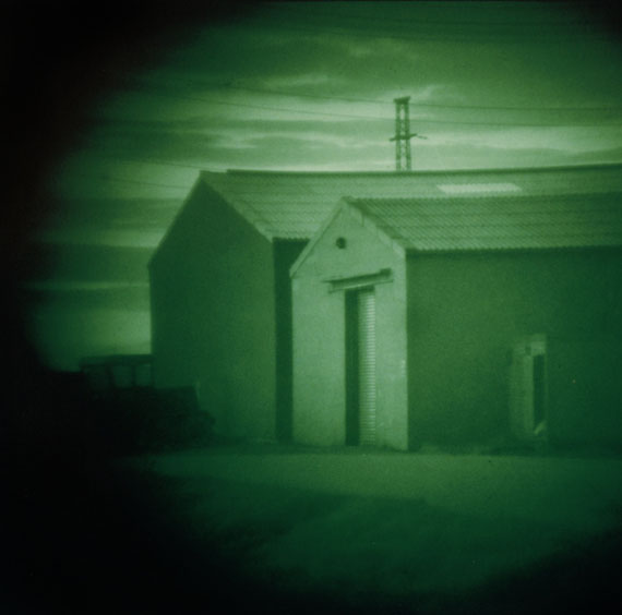Thomas Ruff: Nacht 7 I, 1992
