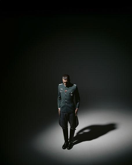 Andreas Mühe: Aus der Serie: Obersalzberg, Unbekannt 43 I, 2012