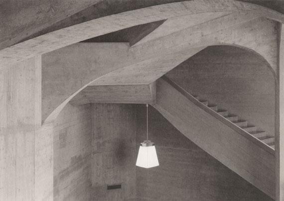 © Jens Knigge 'Goetheanum Treppenhaus', 2010 / Courtesy Johanna Breede PHOTOKUNST