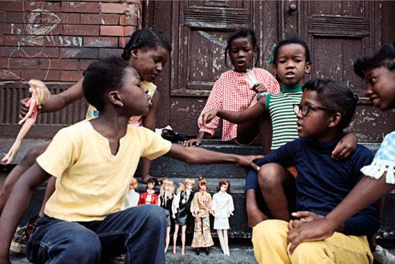 Camilo José Vergara: East Harlem, 1970 © Camilo José Vergara