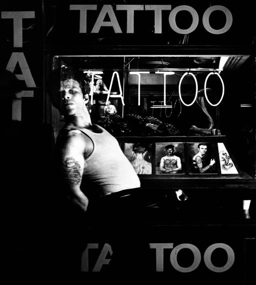 Tom Waits, Hollywood, 1980 © Greg Gorman