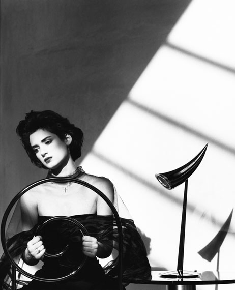 Winona Ryder, Los Angeles, 1989  © Greg Gorman