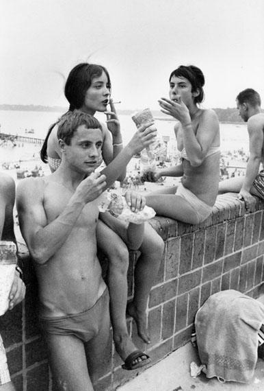 Strandbad Wannsee, 1959 © Will McBride
