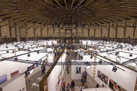 Unseen Photo Fair 2014
