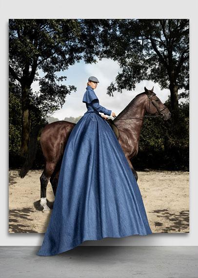 Horse & Rider, 2012 © Freudenthal/Verhagen/The Ravestijn Gallery