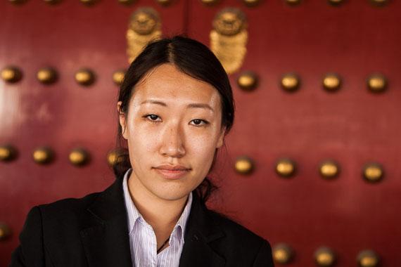Hans-Jürgen Raabe: Serie 990 faces - Face 337, Forbidden City, 2014