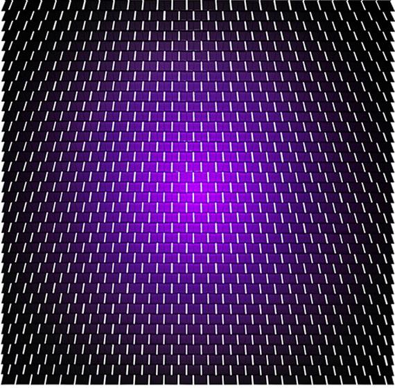 WANG NINGDEForm of Light, Circle Filter No.1(2014) Photo Installation123cm x 123cm x 2.5cm – Edition of 3© WANG NINGDE/M97 Gallery