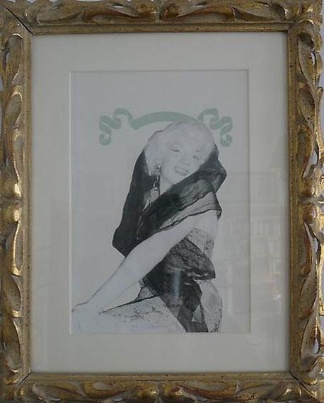 VLADYSLAV MAMYSHEV-MONROE, Untitled, 1933, collage, 37 x 31 cm, #07256