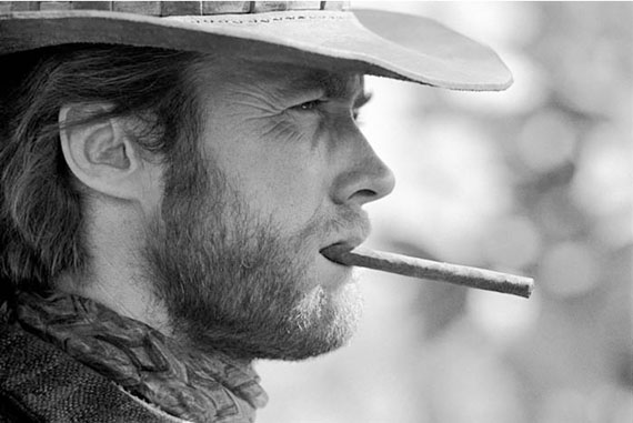 Clint Eastwood, 1970 © Lawrence Schiller