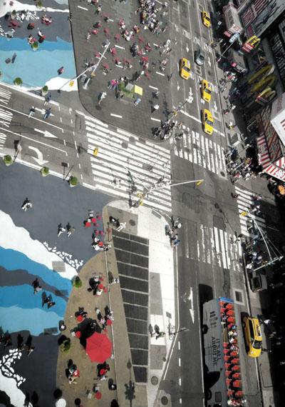New York, Nähe Times Square