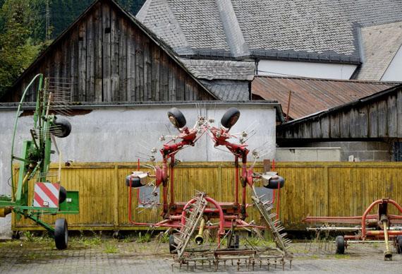 Ortschaft Sauerland