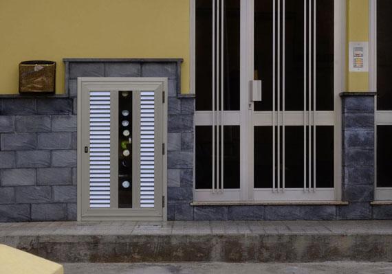Fassade in Icod,Teneriffa