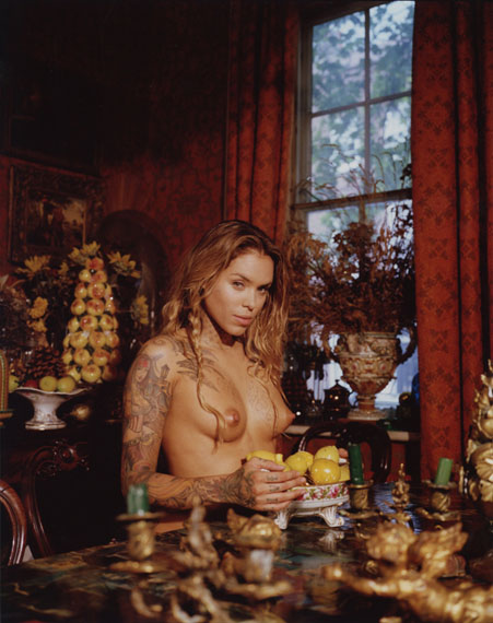 © Bettina Rheims, Bonkers - A Fortnight in LondonArabella Drummond - Pirat and Fire Artist 2013