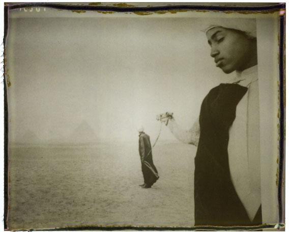 "Caroline Halley des Fontaines: ""Memory"", 2010/ POLAROIDS Series 1 (7x9cm)"