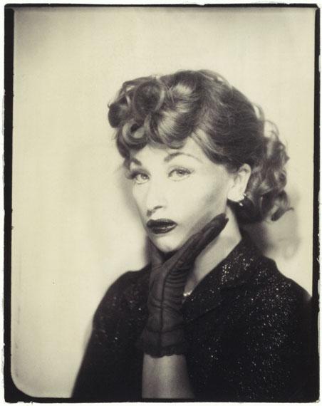 Cindy Sherman Lucille Ball, 1975 Chromogenic print 10.5 х 8.25 in. Est. US$10,000–12,000