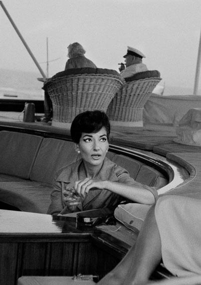 © Ara Güler: maria Callas, 1957