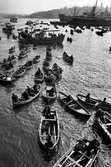 © Ara Güler: Istanbul, 1958