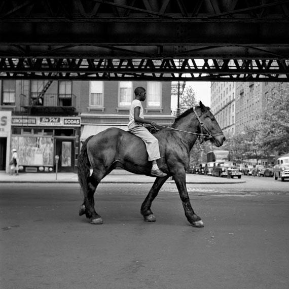 Vivian Maier: New York, August 11, 1954 © Vivian Maier/John Maloof Collection