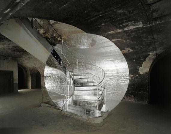 Georges Rousse: Reims, 2012, c-print, 125 x 155 cm, Edition 5 © Georges Rousse, ADAGP