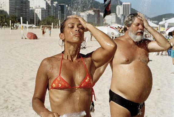 Benidorm, Spain. 1997. © Martin Parr / Magnum Photos