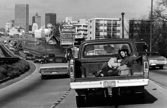Dennis Stock: Georgia, Road People, 1971 © Magnum Photos