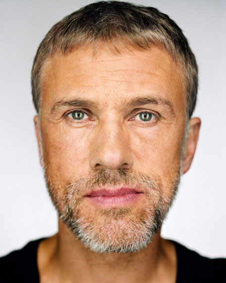 Martin Schoeller, Christoph Waltz, 2009, Courtesy Camera Work, Berlin