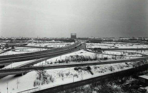 © Karl-Ludwig Lange: Gasometer Berlin-Schöneberg, 1980/81