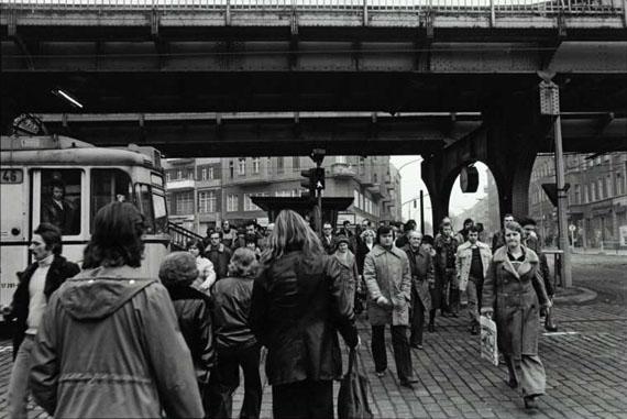 © Karl-Ludwig Lange: Berlin, Schönhauser Allee, 1978