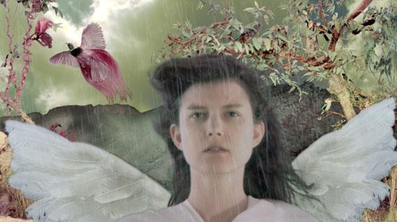 Aura Rosenberg, The Angel of History, 2009-13, Video, 5:00 min, © Aura Rosenberg