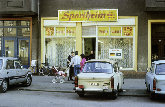 © Jürgen Pollak, 9.11.89 Berlin