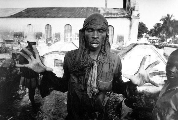 Leonore Mau: Besessen vom Schlangengott, Haiti 1972