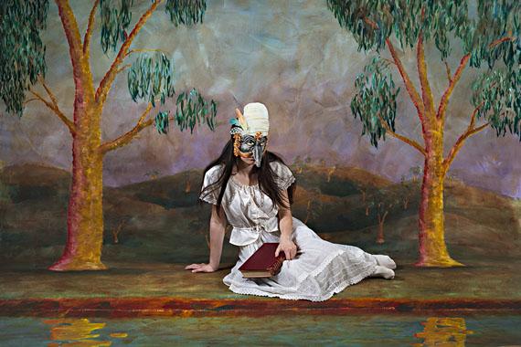 Polixeni Papapetrou The Storyteller, 2014. Pigment print, 100 x 150cm.  © Polixeni Papapetrou