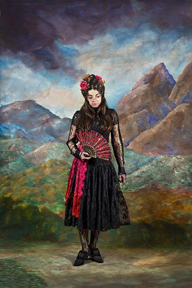 Polixeni Papapetrou The Duchess, 2014. Pigment print, 150cm x 100cm.  © Polixeni Papapetrou