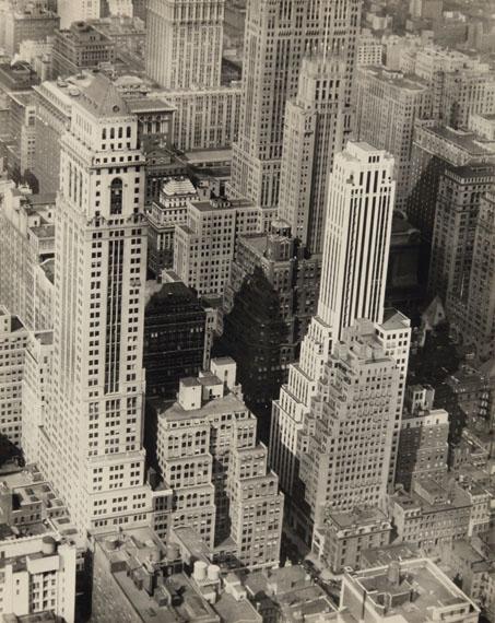 Lot 227BERENICE ABBOTT (1898-1991)Midtown Manhattan, 1932€15,000–20,000